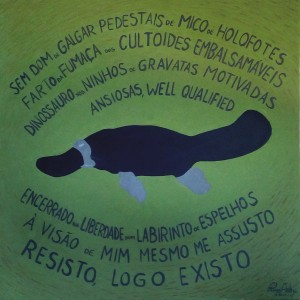 Título: Ornitorrinco