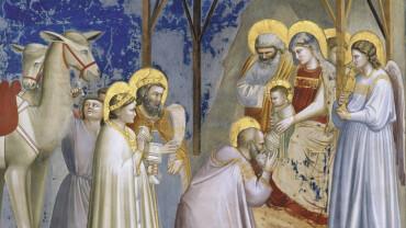"""(Português do Brasil) Giotto de Bondone – o pintor considerado por muitos como o """"pai"""" do Renascimento Italiano"""